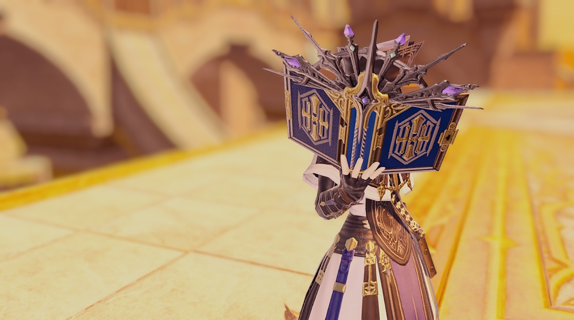 教皇庁キャス召喚武器
