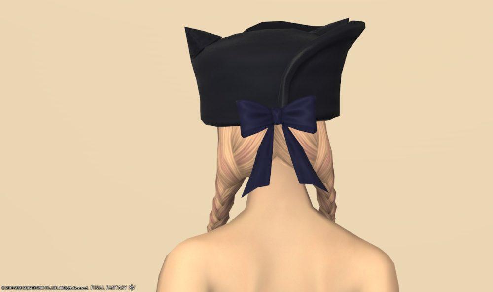 グブラ忍者頭背面