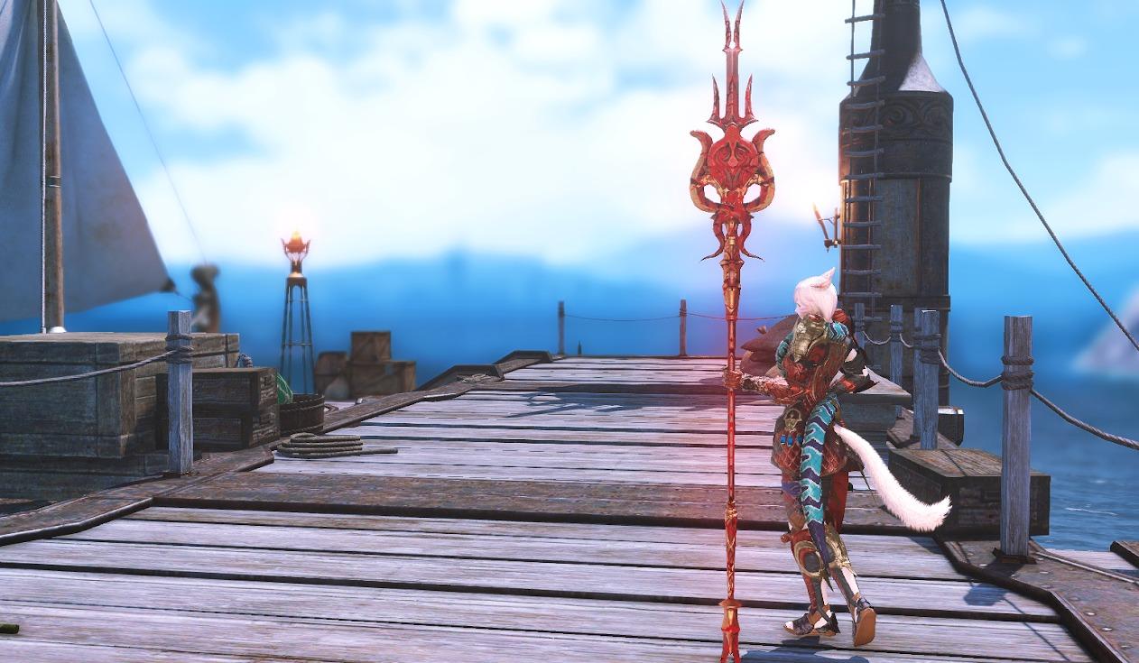 スネイクリージュ竜騎士武器合わせ