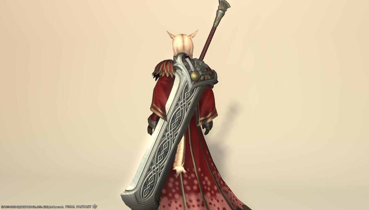 ハルオーネディフェ暗黒騎士武器合わせ