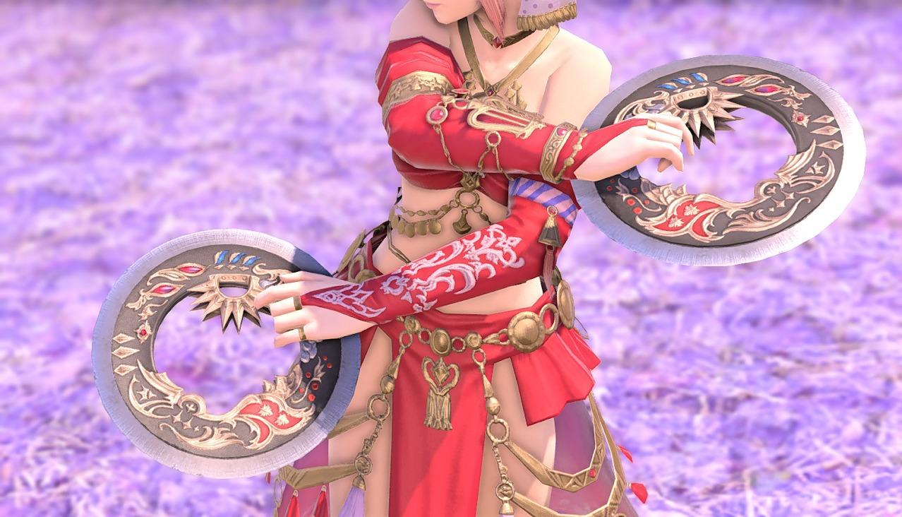 踊り子AF4武器