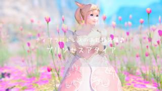 プリンセスアタイア全身外