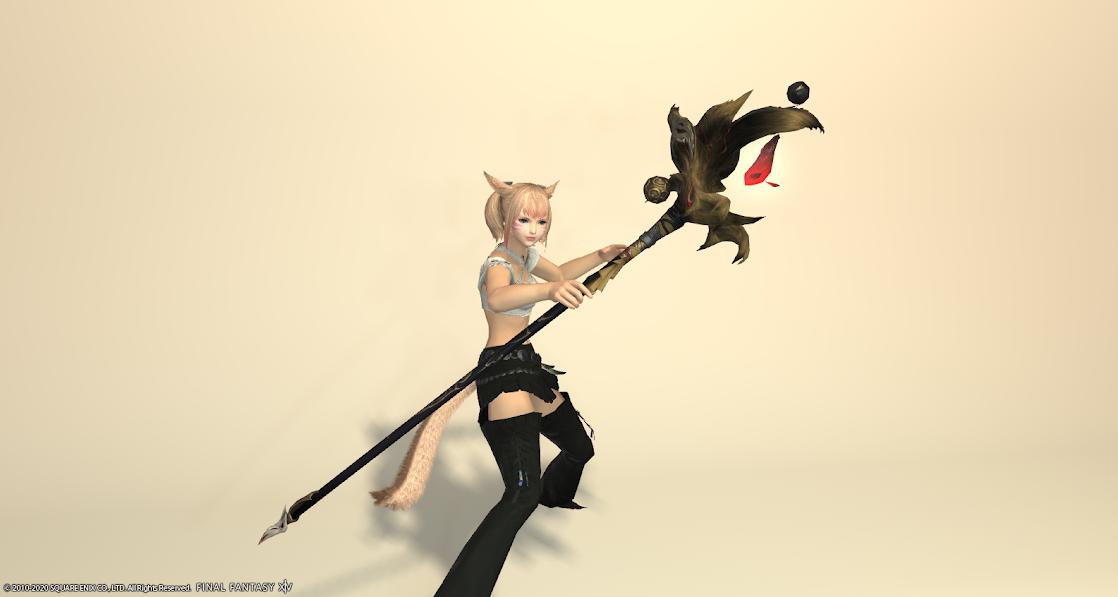 黒狐黒武器アルドゴートブラウン
