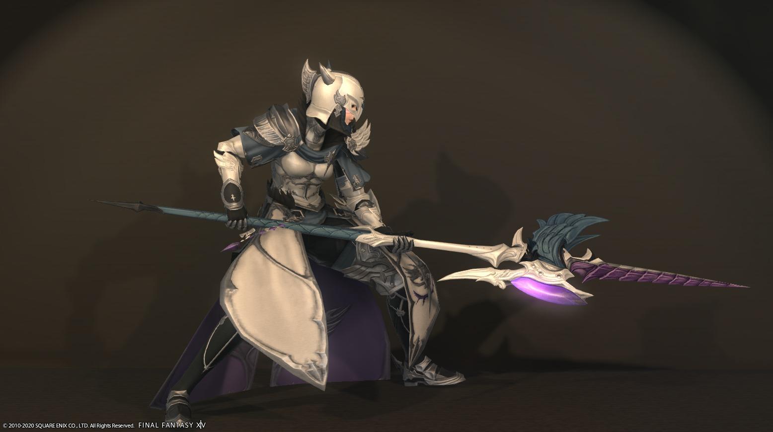 エデン竜騎士全身武器合わせ