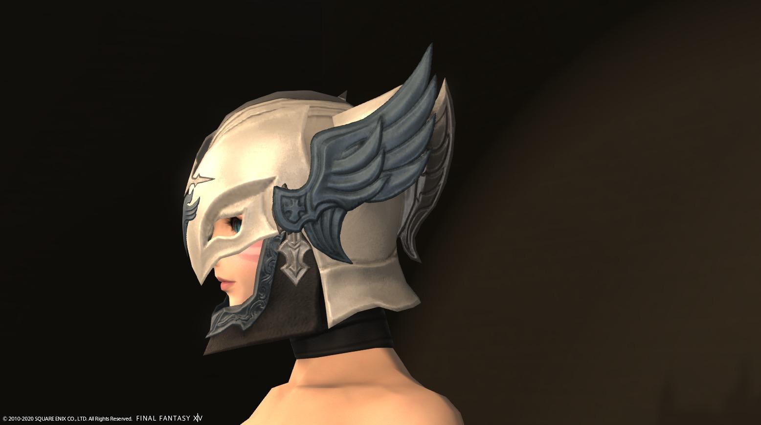 エデン竜騎士頭デフォルトサイド