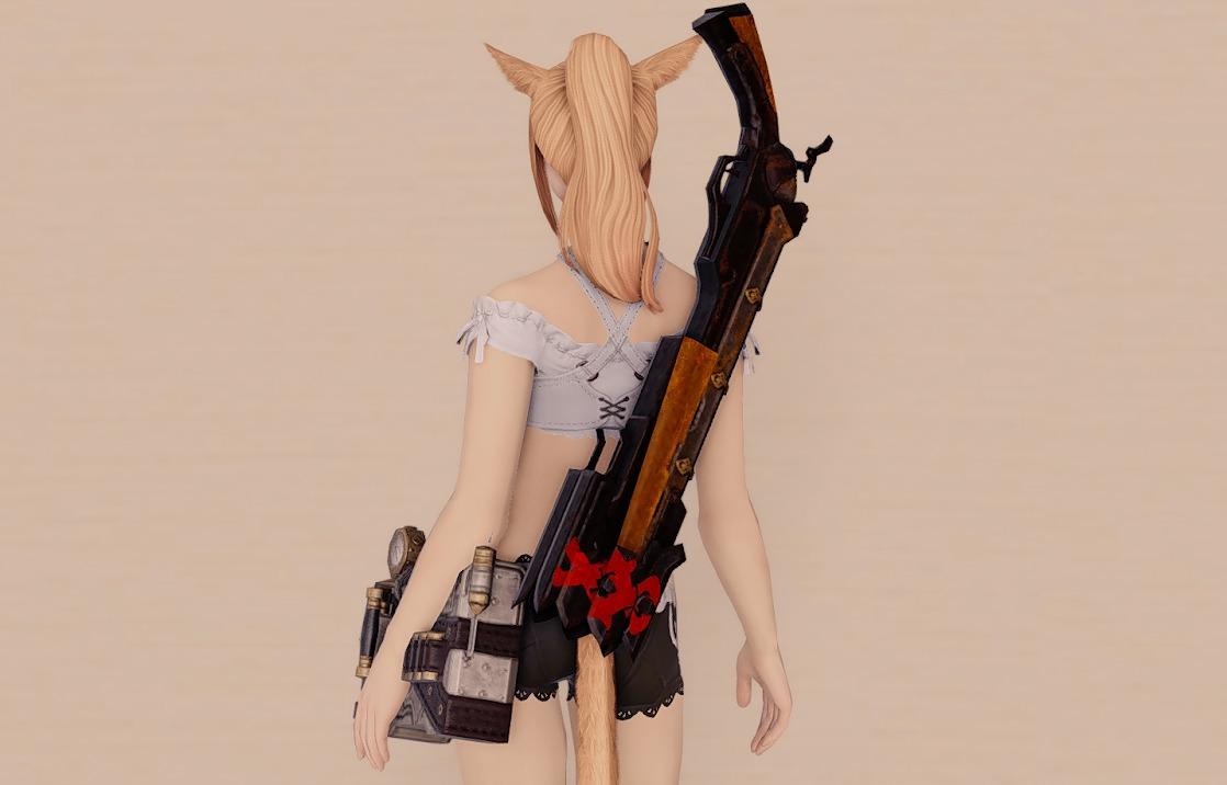 ソームアル機工武器