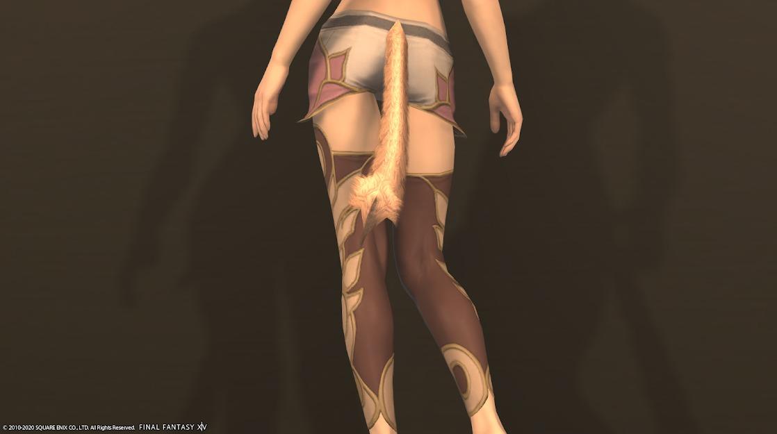 ナタ姫君脚デフォルト背面