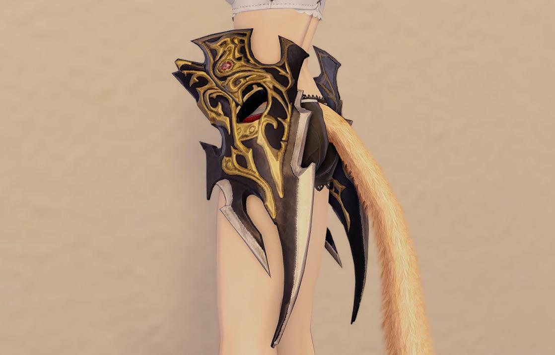 エアリーモンク侍装備モンク武器