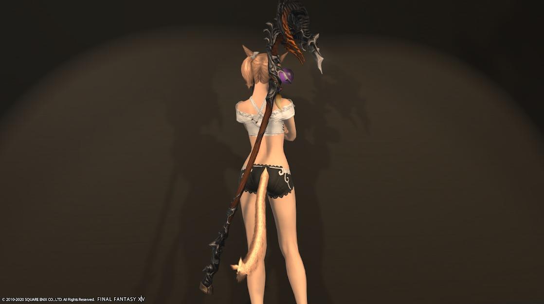 エアリー黒武器