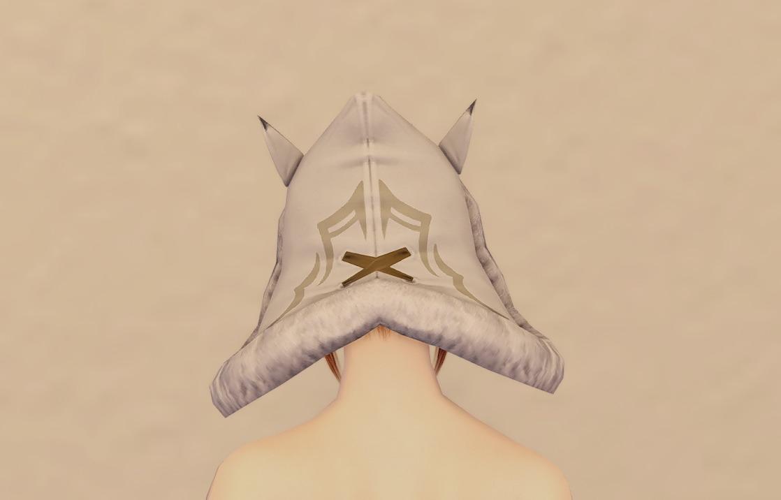 ソームアルヒラ頭背面