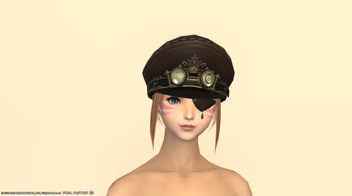 ヒラ新式頭