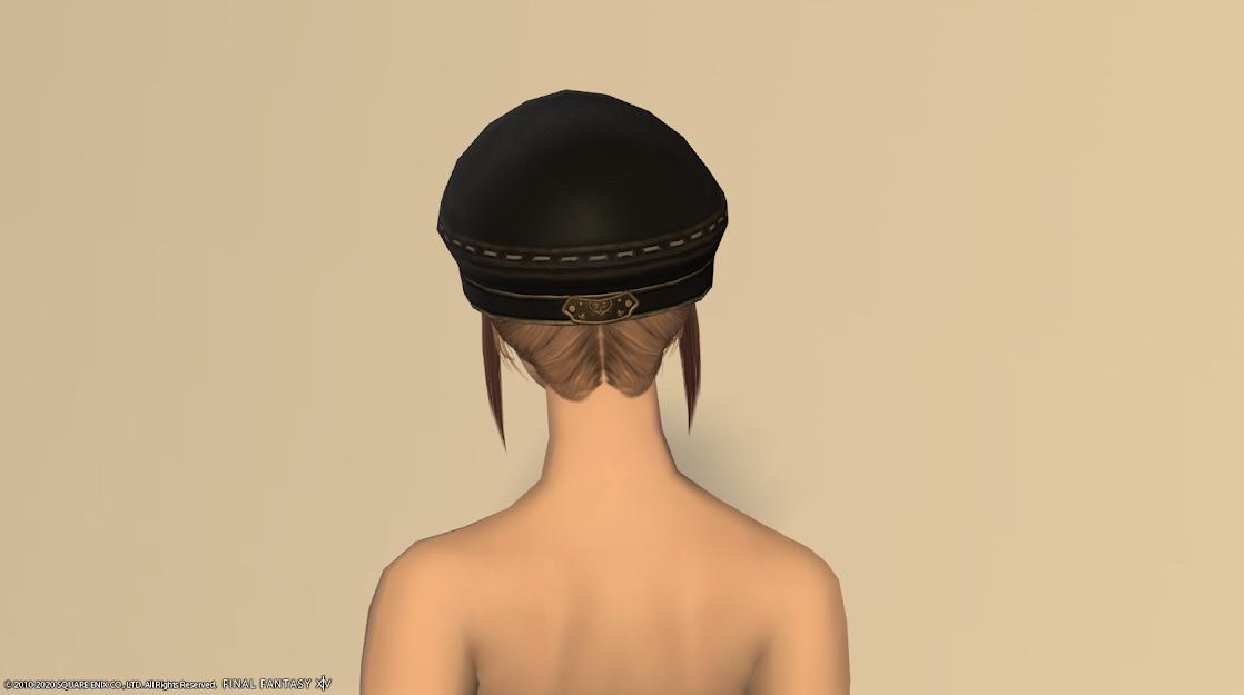 レンジ新式頭背面