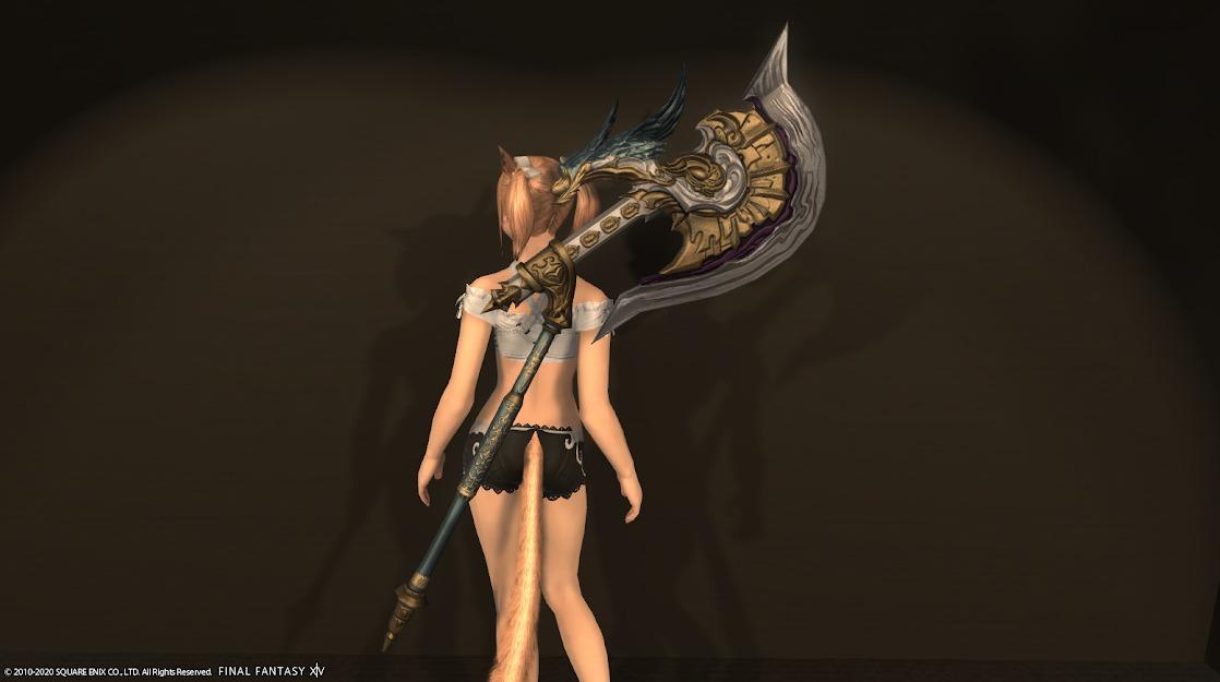 エデン戦士武器