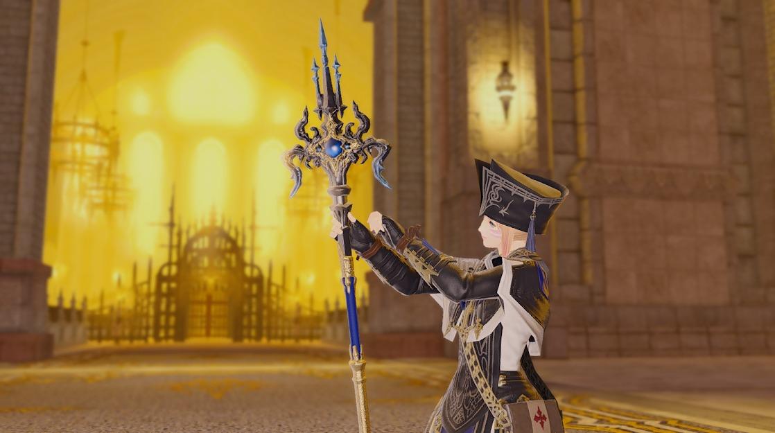 教皇庁黒武器