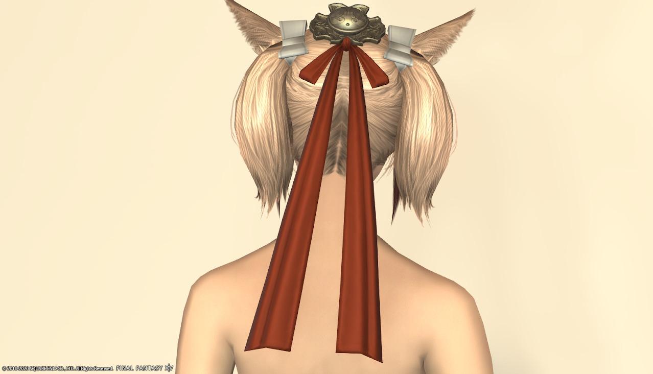 アイディアルビック頭背面