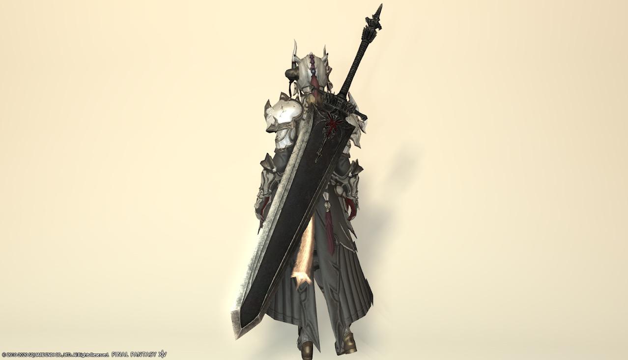 アイディアルベイル・AF4武器合わせ納刀