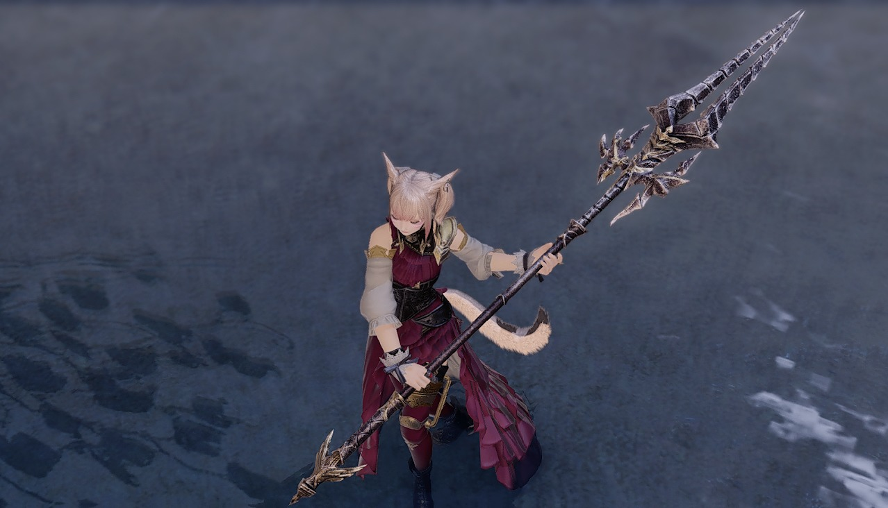 エデンコーラス竜騎士武器