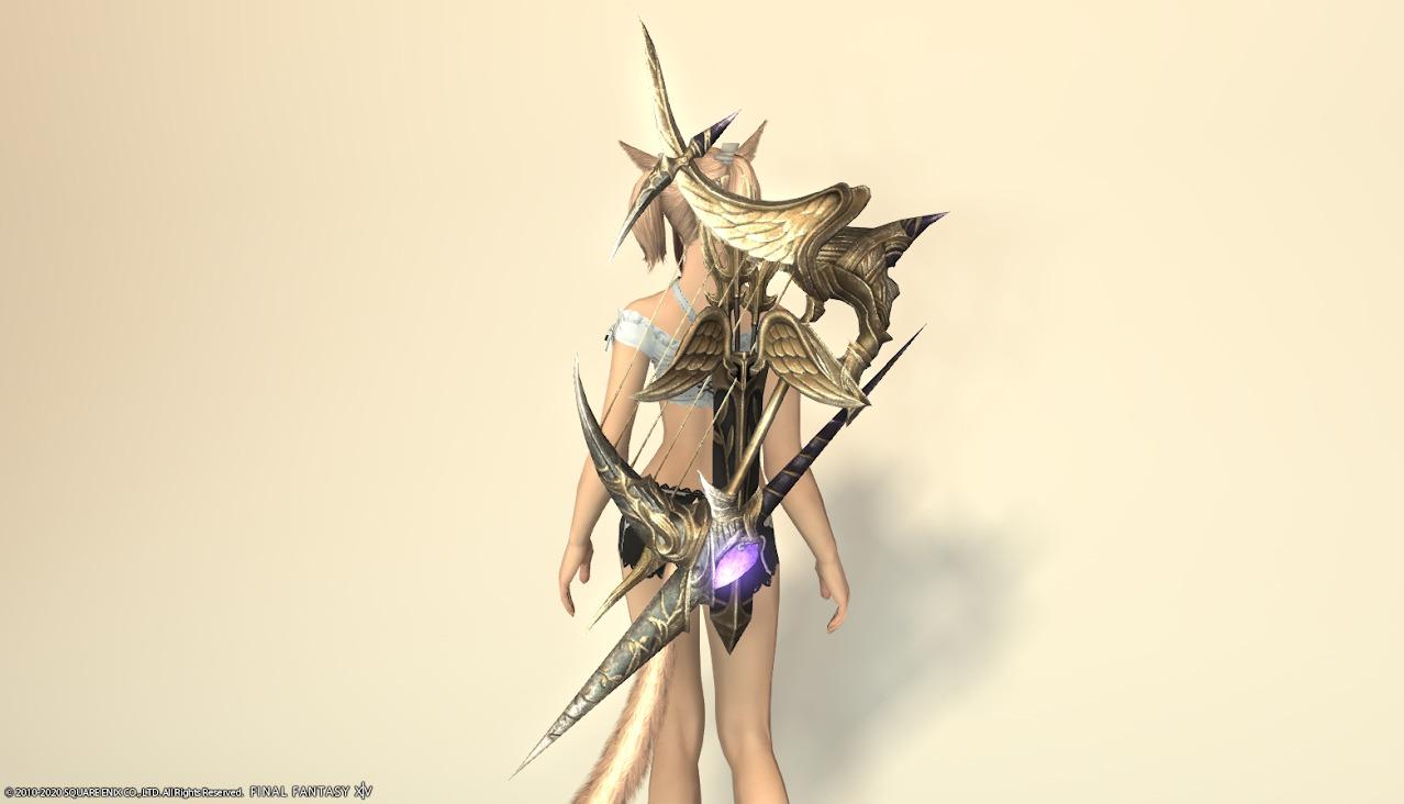エデン共鳴詩人武器納刀