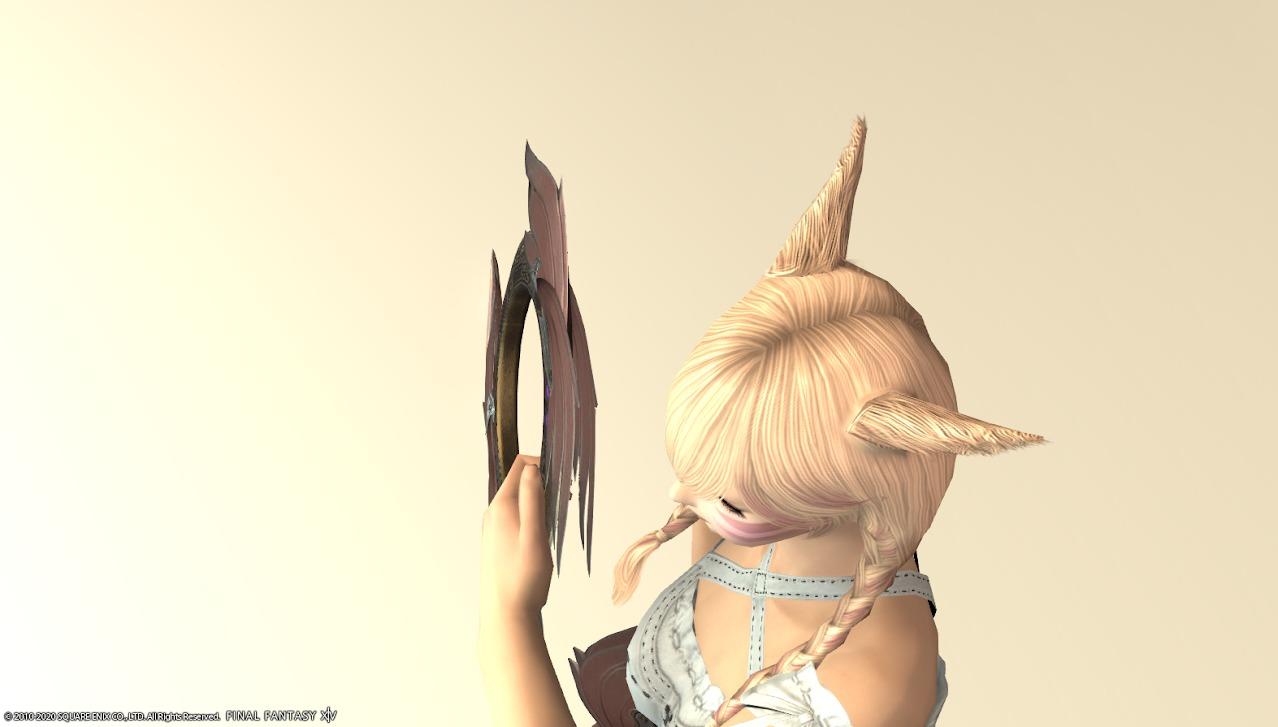 エデン踊り子武器ローズピンク羽根部分