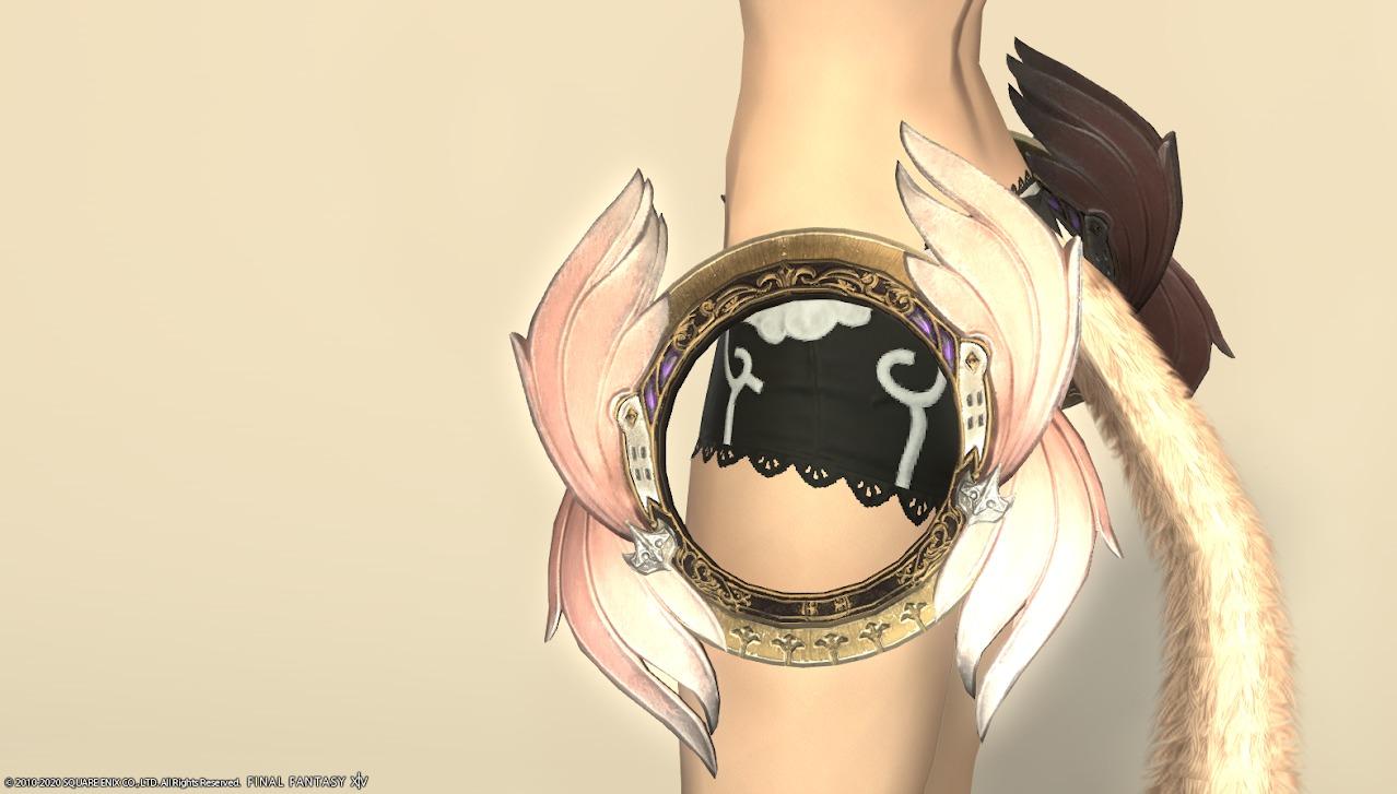 エデン踊り子武器ローズピンク