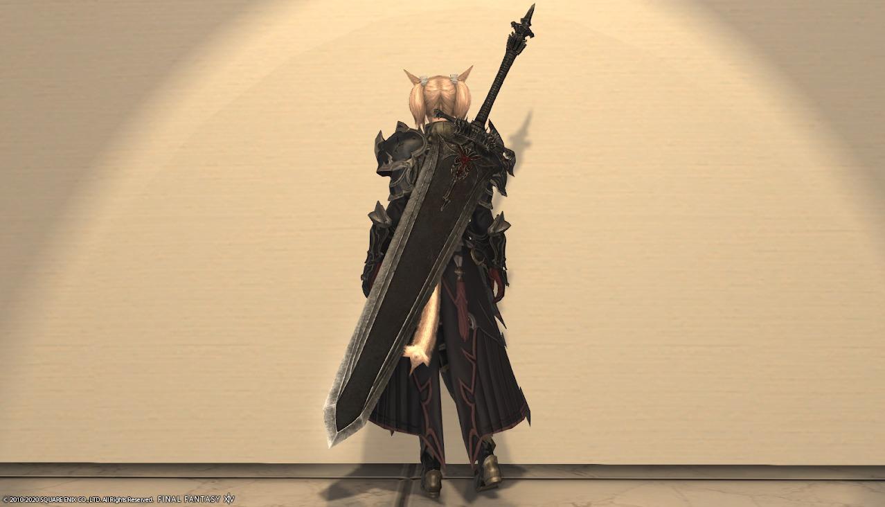 暗黒騎士AF4・AF4武器合わせ