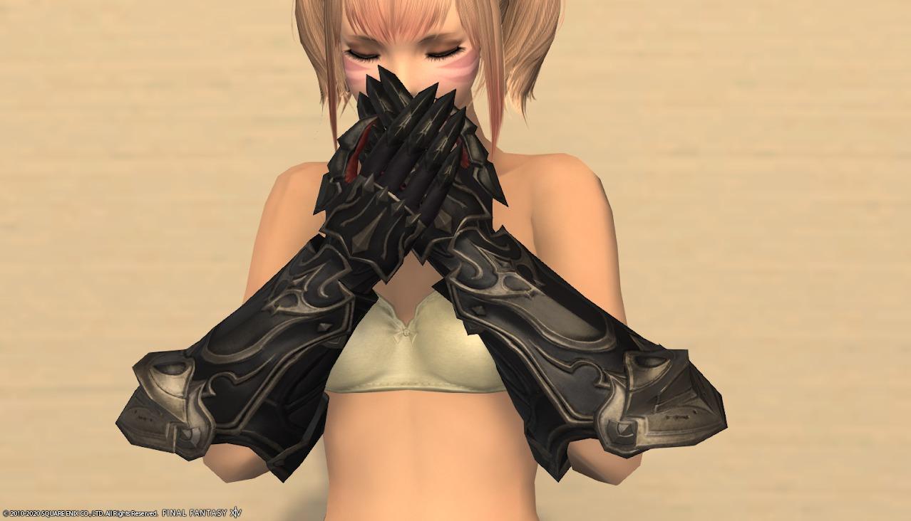 暗黒騎士AF4手