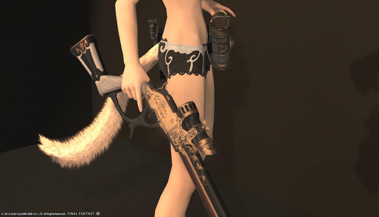 機工士AF4武器抜刀サイド