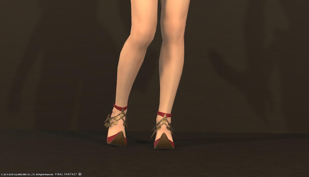 踊り子AF4足