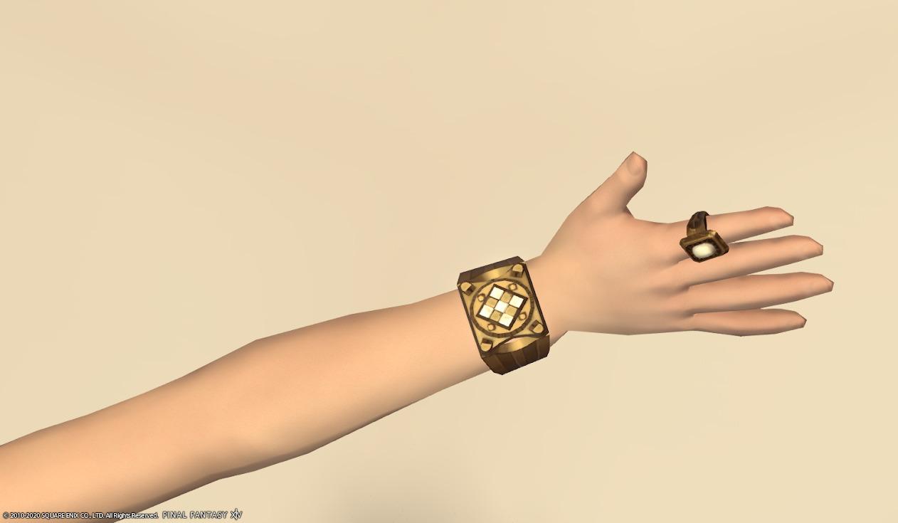 ウェアウルフ腕