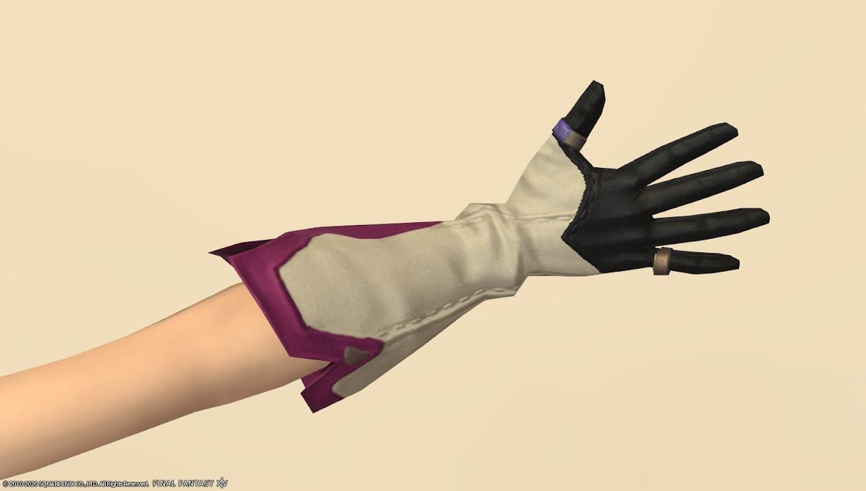 エルクリージュ右手