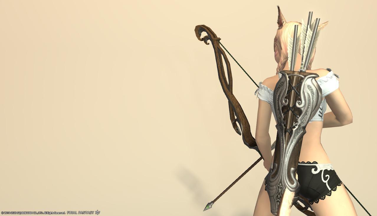 オシュオンレンジャー詩人武器矢筒