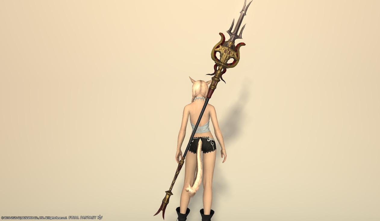 スネイクリージュ竜騎士武器