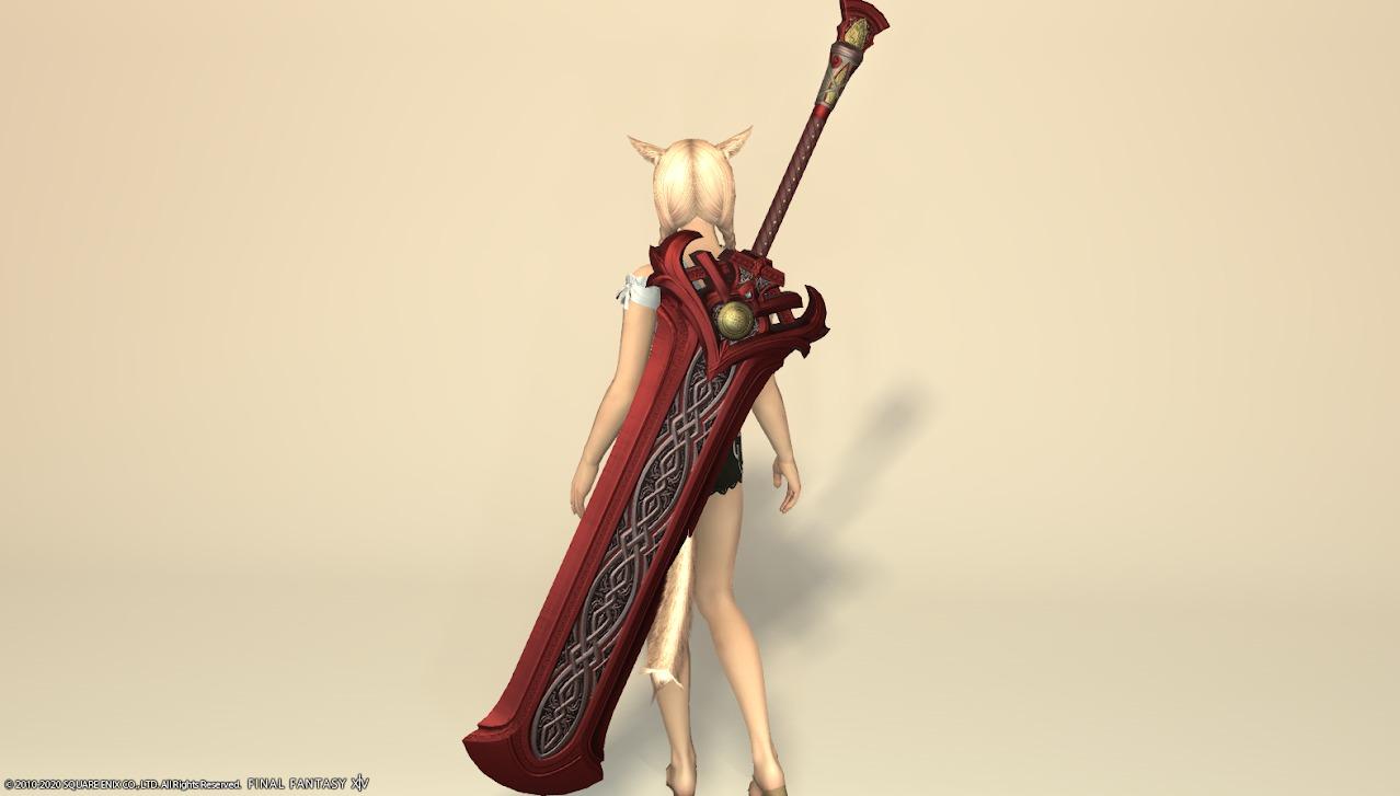 ハルオーネディフェ暗黒騎士武器ダラガブレッド