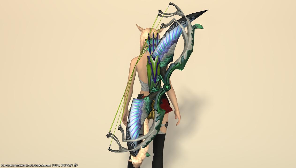 バードリージュ詩人武器