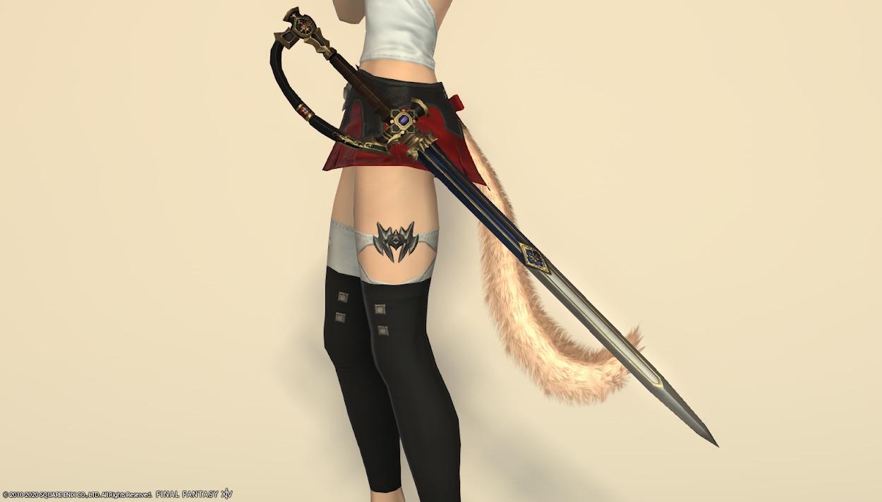 ブラックグリフィン赤魔道士武器