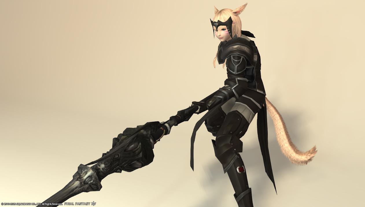 レイクランドスレイヤー装備竜騎士武器合わせ抜刀