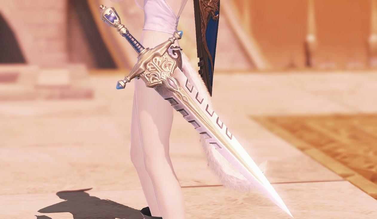 教皇庁ナイト剣