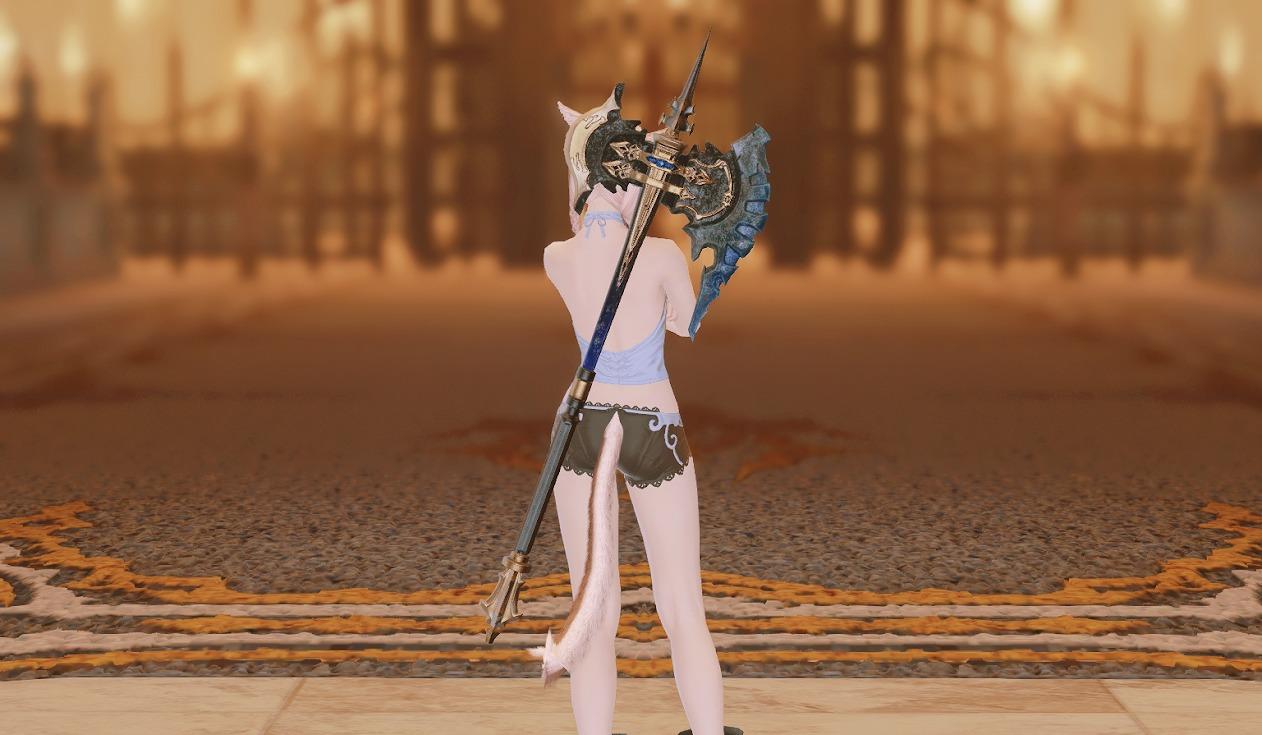 教皇庁戦士武器