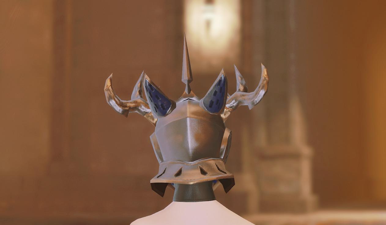 教皇庁竜頭背面