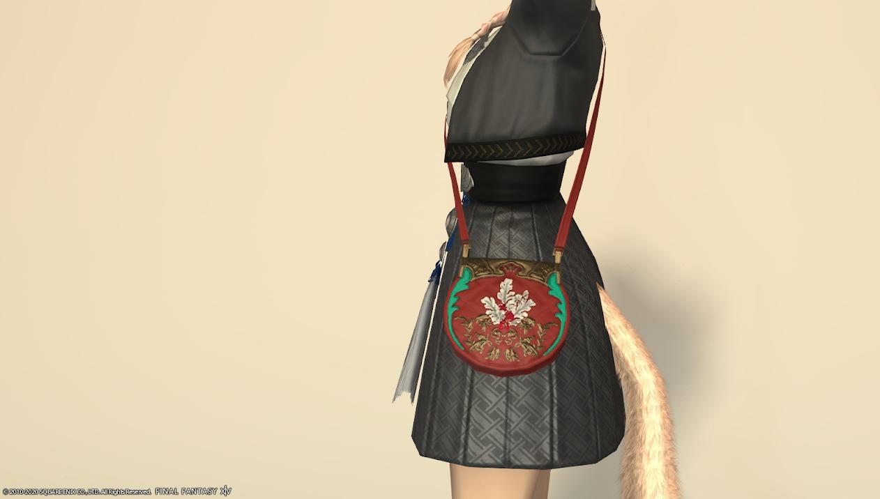 東方美姫衣装セットポシェット