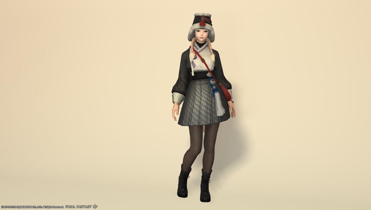 東方美姫衣装セット全身