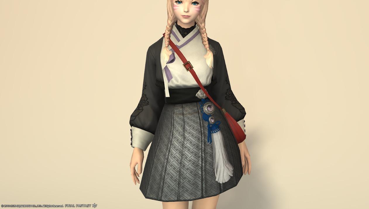 東方美姫衣装セット胴
