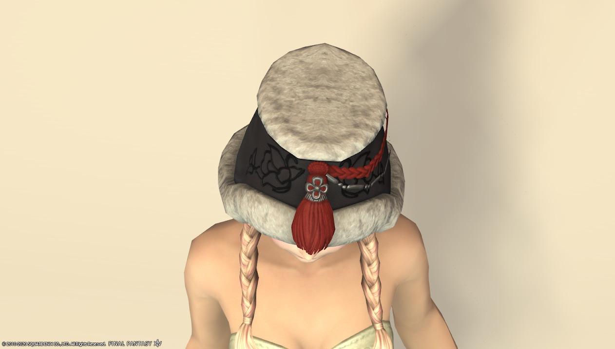 東方美姫衣装セット頭上から