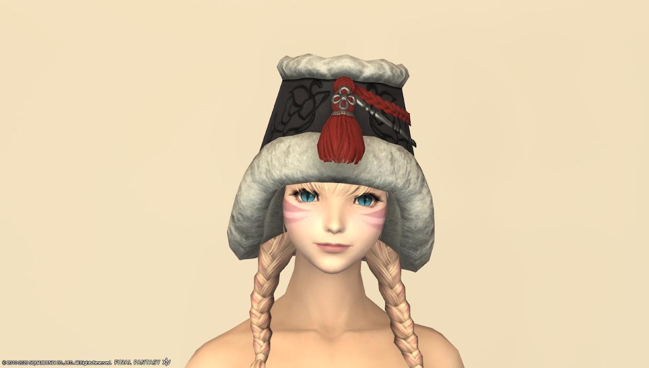 東方美姫衣装セット頭