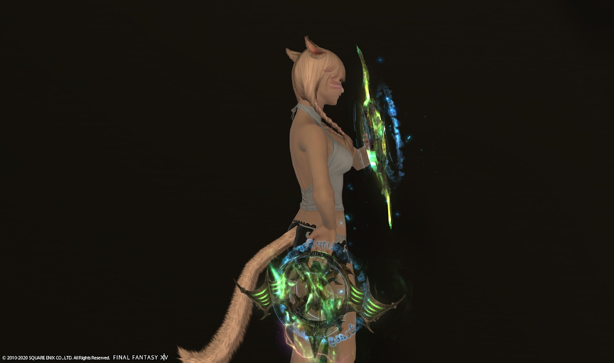 極神龍踊り子武器ライトダウンサイド