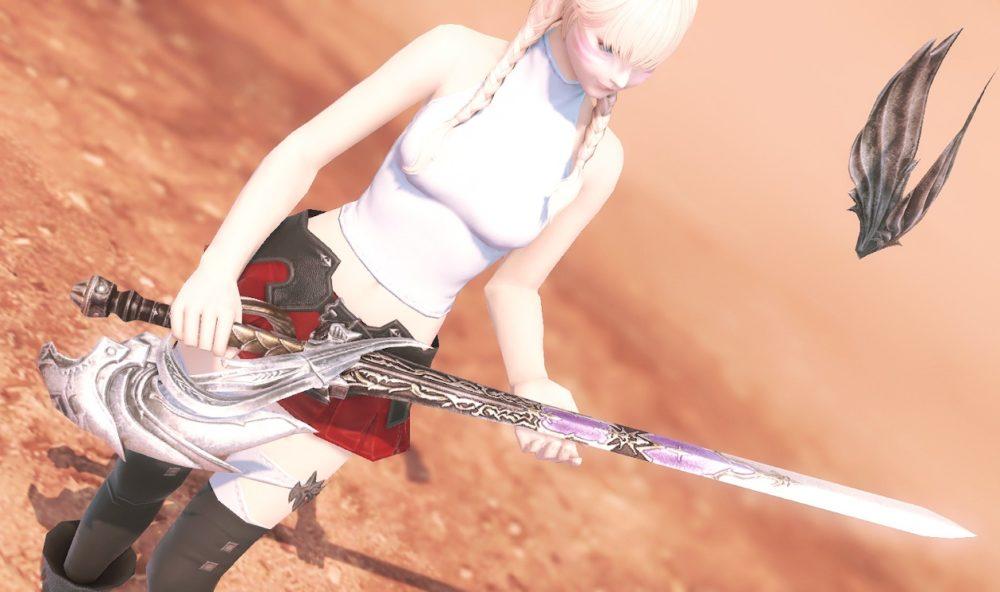 エデンコーラス赤武器ss