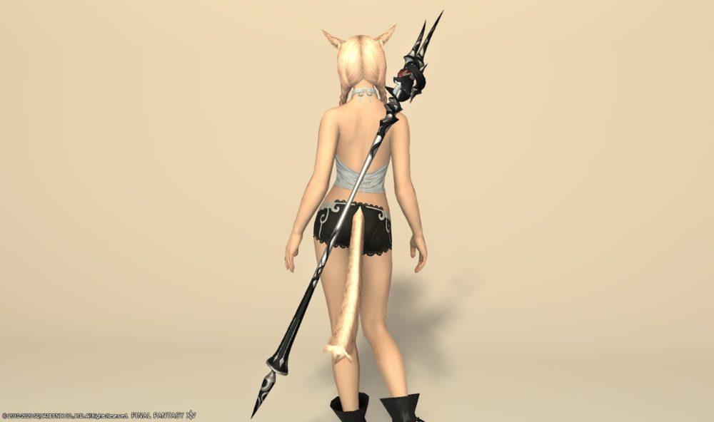 グブラキャス黒武器