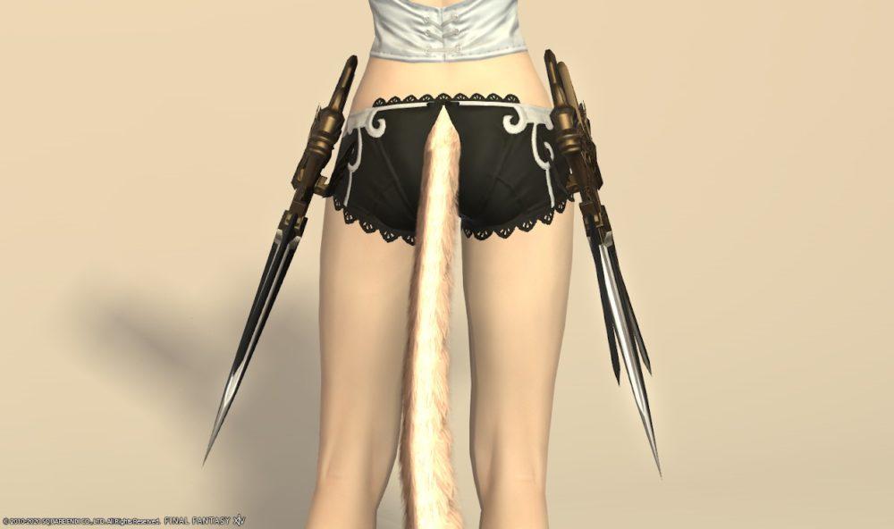 グブラモンク武器納刀