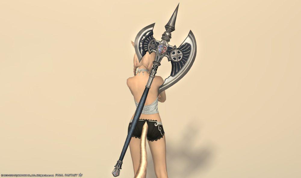 グブラ戦士武器