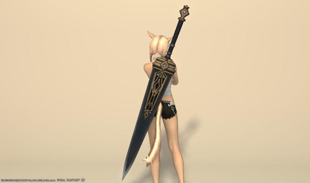 グブラ暗黒騎士武器